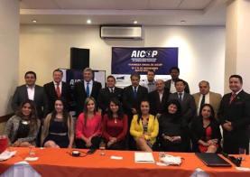 Andrea Preciado Asamblea #AICOP